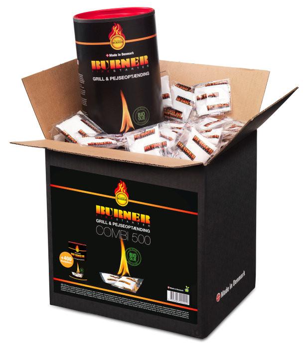 Burner Firestarter 500stk