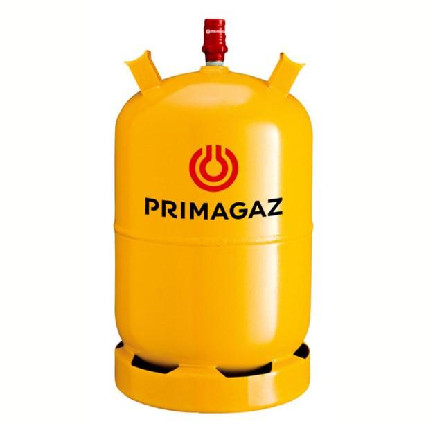 11kg gas PrimaGaz ( ombytning )