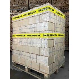 Lyse briketter 960kg / 10kg pakker